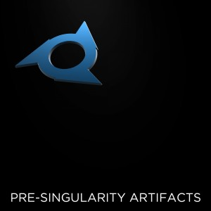 cover artwork for Various Artists - Pre-Singularity Artifacts
