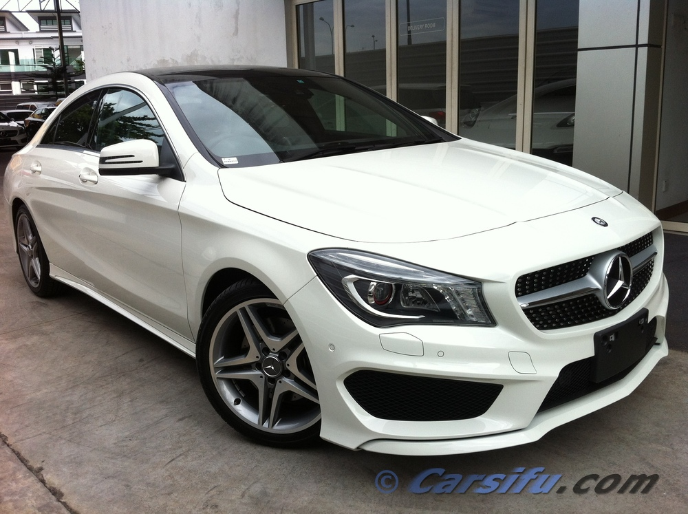 Carsifu car news reviews previews classifieds price for Mercedes benz cls 250 price