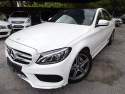 Mercedes-Benz C-Class C200 AMG New F/Lift