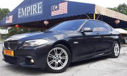 BMW 5 Series 528i F10 M Sport