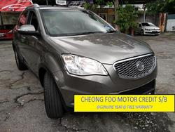 Ssangyong Actyon 2.0 (A) F/Warranty