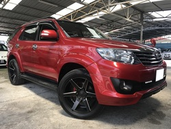 Toyota Fortuner 2.7 (A) Trd