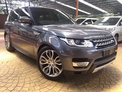 Land Rover Range Rover Sport 3.0 P/Roof