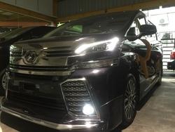Toyota Vellfire 3.5 Zg Inc Gst