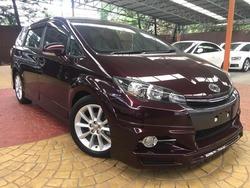 Toyota Wish 2..0 Z Edi Sunroof