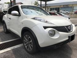 Nissan Juke 1.6 (A) GT 4 Turbo