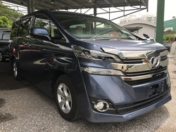 Toyota Vellfire 2.5 8 Seaters 2 Pd