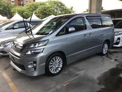 Toyota Vellfire 2.4Z Edition 7 Seat