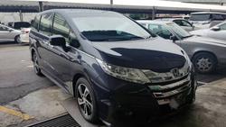 Honda Odyssey 2.4 Under Warranty