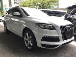 Audi Q7 3.0 TDI Full Spec