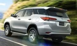 Toyota Fortuner 2.4 Vrz Great Rebate