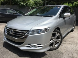Honda Odyssey 2.4 Absolute Mega