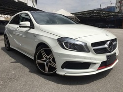 Mercedes-Benz A-Class A250 AMG P/Start