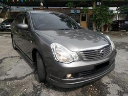 Nissan Sylphy 2.0 (A) Luxury