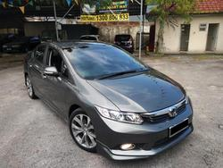 Honda Civic 2.0 (A) Navi (Gps)