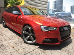 Audi S5 Black Edi Sportback