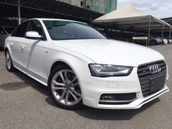 Audi S4 Sportback Push Start