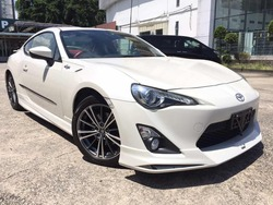 Toyota 86 GT Limited Edition