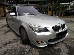 BMW 5 Series 525 I M Sport L Ci