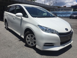 Toyota Wish 1.8A Edi Push Start