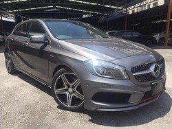 Mercedes-Benz A-Class A250 AMG Distronic