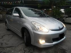 Toyota Wish 2.0 (A) Full Spec