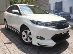 Toyota Harrier Elegance Edition