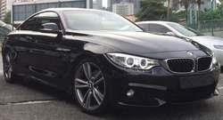 BMW 4 Series 428i M Sport Unreg