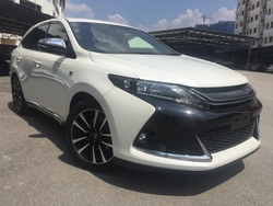 Toyota Harrier GS Sport Edition