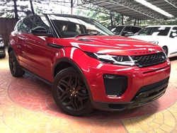 Land Rover Range Rover Evoque 2.0 Si4 Dynamic 9 G