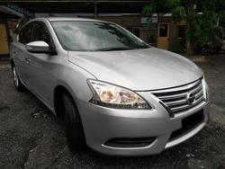 Nissan Sylphy 1.8 (A) True Year