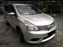 Nissan Grand Livina 1.6 (A) New Model