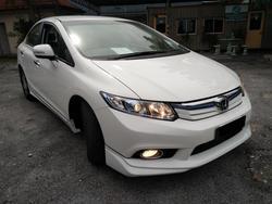 Honda Civic 1.5 (A) Hybrid