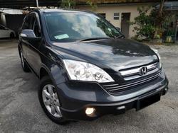 Honda CR-V 2.0 (A) Full Spec
