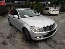 Mercedes-Benz C-Class C200 1.8 K (A)