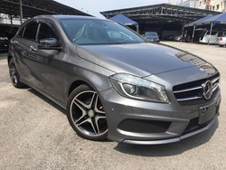 Mercedes-Benz A-Class A180 AMG Push Start