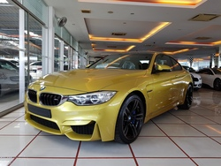 BMW 4 Series M4 3.0 Twin Turbo