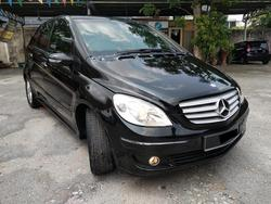 Mercedes-Benz B-Class 1.7 (A) Local