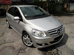 Mercedes-Benz B-Class B180 1.7 Local