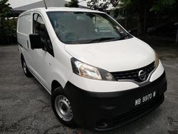 Nissan Urvan Nv200 1.6 (M) Panel