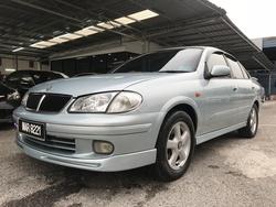 Nissan Sentra 1.6 (A) Bodykit