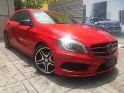 Mercedes-Benz A-Class A180 AMG  Distronic