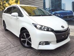 Toyota Wish 1.8S Edi Facelift