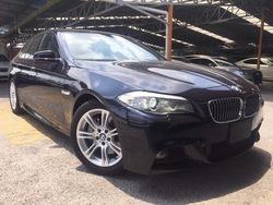 BMW 5 Series 520 I M Sport S/Roof