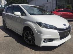 Toyota Wish 2.0Z Edi Facelift