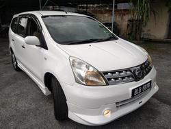 Nissan Grand Livina 1.8 (A) Bodykit