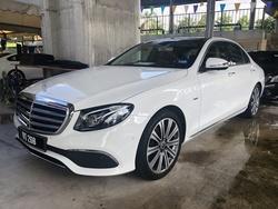 Mercedes-Benz E-Class E350e Uw 2022