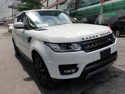 Land Rover Range Rover 3.0 Sport SE Petrol