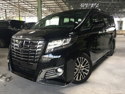 Toyota Alphard Sc Jbl Entertainment