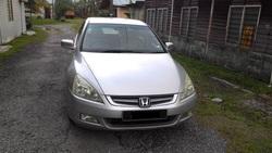 Honda Accord 2.4 Vti L Sedan